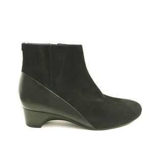 Taryn Rose Womens Babson Suede Ankle Boots 7